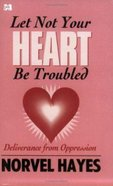 Let Not Your Heart Be Troubled Booklet