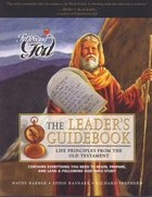 Life Principles From the Personalities of the Old Testament (Leader's Guide) (Following God: Character Builders Series) Paperback