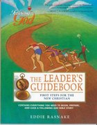 First Steps For the New Christian (Leader's Guide) (Following God: Discipleship Series)