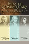 Parallel Commentary on the New Testament Hardback