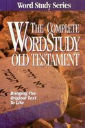 The Complete Word Study Old Testament Hardback