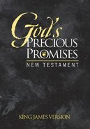 KJV God's Precious Promises New Testament Black