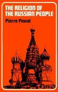 Religion of the Russian People Paperback