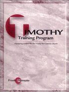 Timothy Training Program (Student's Manual)