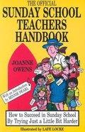 Official Sunday School Teachers Handbook