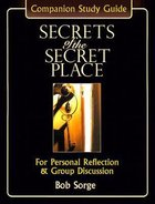 Secrets of the Secret Place (Workbook)