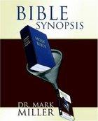 Bible Synopsis Paperback