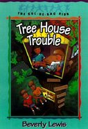 Tree House Trouble (#16 in Cul-de-sac Kids Series)