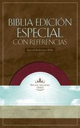 Spanish Rvr 1960 Special Reference Burgundy (Red Letter Edition) Bonded Leather