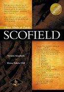 Nueva De Estudio Scofield Rvr Rojizo (Red Letter Edition) (New Scofield Study Bible Burgundy)