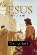 Jesus Who is He? Hardback
