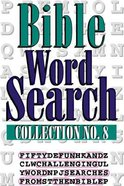 Bible Word Search 8 Paperback