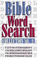 Bible Word Search 9 Paperback