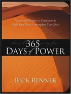 365 Days of Power Paperback