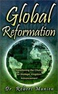 Global Reformation Paperback