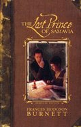 The Lost Prince of Samavia Paperback