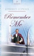 Remember Me eBook