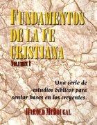Fundamentos De La Fe Cristiana (Principles Of Christian Faith)