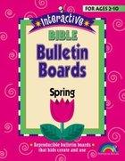 Interactive Bible Bulletin Boards: Spring Paperback