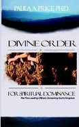 Divine Order For Spiritual Dominance Hardback