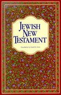 Jewish New Testament Paperback