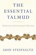 The Essential Talmud Paperback