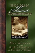 1 & 2 Samuel (#06 in Holman Old Testament Commentary Series) Hardback