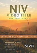 NIV Multi-voice Dramatized Video Bible (Dolby Digital Stereo On One Audio Dvd)