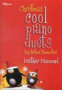 Christmas Cool Piano Duets (Music Book)