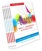 Freedom in Christ (Participants Guide Pack of 5) (Freedom In Christ Course)
