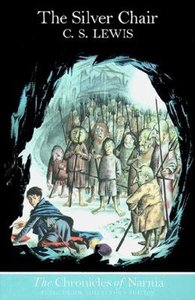 The Narnia #06: Silver Chair (B Format Colour Ed) (#06 in Chronicles Of Narnia Series)