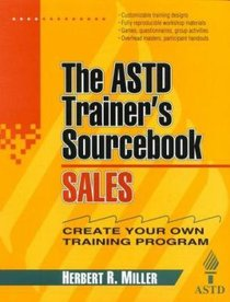 The Astd Trainers Sourcebook