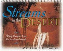 Daybreak: Streams in the Desert