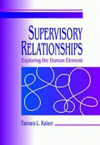 Supervisory Relationships
