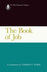 Job (Old Testament Library Series)
