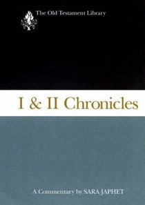 1 and 2 Chronicles (Old Testament Library Series)