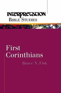 1 Corinthians (Interpretation Bible Study Series)