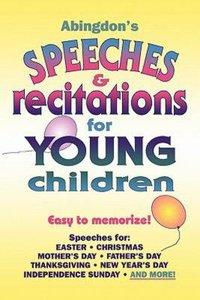 Abingdons Speeches & Recitations For Young Children