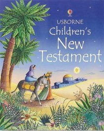Usborne Childrens New Testament