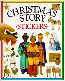 Christmas Story Stickers