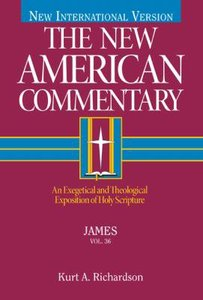 James (#36 in New American Commentary Series)