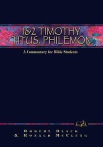 1 & 2 Timothy, Titus, Philemon (Weslyn Bible Study Commentary Series)
