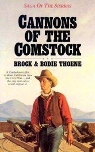 Cannons of the Comstock (#05 in Saga Of The Sierras Series)