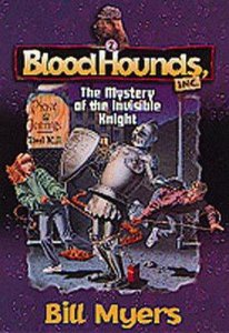 The Mystery of the Invisible Knight (#02 in Bloodhounds Series)