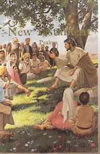 KJV Economy New Testament With Psalms Black (Red Letter Edition)