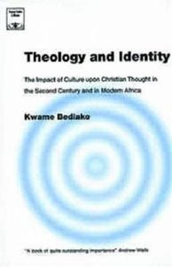 Theology and Identity (Regnum Studies In Mission Series)