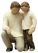 Willow Tree Figurine: Father and Son