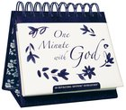 Daybrighteners: One Minute With God (Padded Cover) Spiral