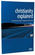 Christianity Explained (Leader's Guide Incl Photocopiable Students' Pages)