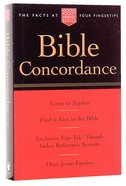 Bible Concordance (Nelson Pocket Reference Series) Paperback